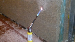 Le béton de chanvre bio est très résistant au feu.